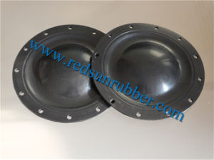 Mechanical NBR Nitrile Rubber Diaphragm