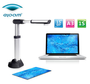 15.0 MP A3 A2 Large Format Portable OCR Document Camera pictures & photos