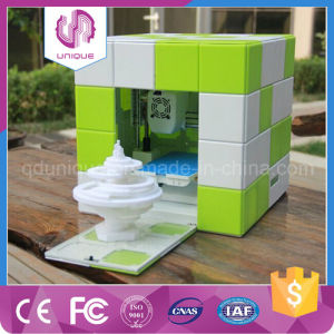 Hot Sale Small Size Fdm Magicube 3D Printer for Education pictures & photos