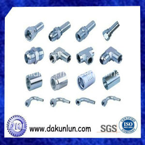 Customized Male Tube Fitting, Shenzhen Factory