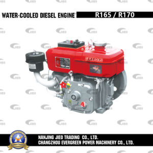 Water Cooled Diesel Engine (R170)