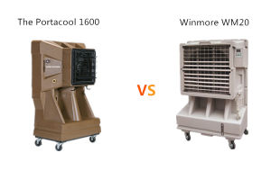 Competitive Swamp Cooler Portable Air Conditioning for Commercial Places pictures & photos