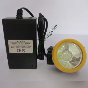 2200mAh LED Cap Lamp, Cap Light, Helmet Lamp Li-ion Battery