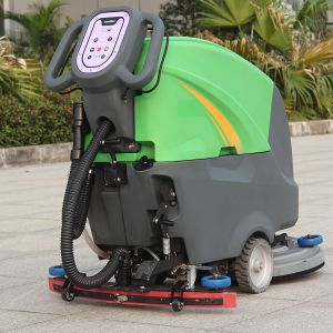 Hot Sale Electric Floor Washing Cleaning Machine (DQX5) pictures & photos