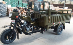 Open Body Cargo Tricycle/Three Wheel Motorcycle pictures & photos