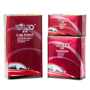 Wlio Auto Paint - X-Series Thinner pictures & photos
