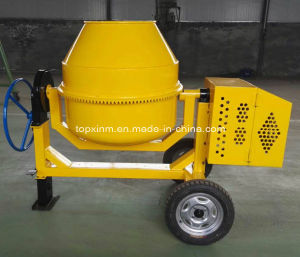 portable Design 600L, 650, 700, 750 and 800L China Concrete Mixer pictures & photos