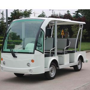8 /11 Seaters New Condition Electric Golf Sightseeing Car (DN-8F) pictures & photos