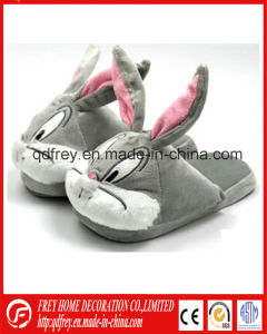Fashional Design of Soft Plush Winter Warmer Slipper Toy pictures & photos
