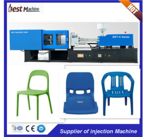 Bst-5800A Customized Injection Molding Machine for Elbow Chair pictures & photos