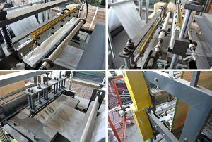 Computer Control Two-Layer Rolling Bag-Making Machine for Vest & Flat Bags (DZB-500/600/700/800) pictures & photos