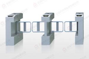 Heavy Duty Flap Barrier Turnstile Single Swing Gate Openers