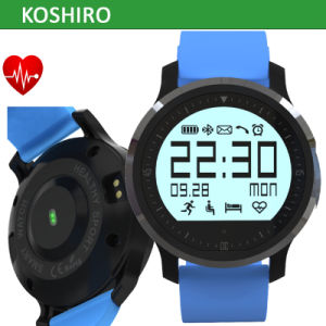 2016 New Product Sport Heart Rate Monitor Pulse Watch pictures & photos