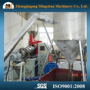 Plastic PVC Granules Production Line with ISO9001 and SGS