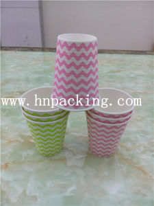 Milk Cup 8oz 16oz 22oz PE Paper pictures & photos