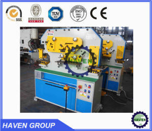 Hydraulic Ironworkers with CE ISO (Q35Y-16, Q35Y-20, Q35Y-25, Q35Y-30) pictures & photos
