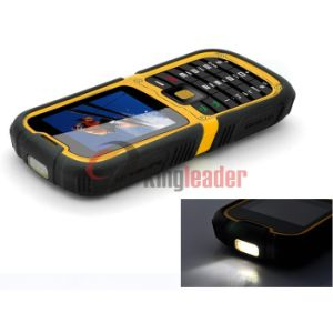3G WCDMA Rugged Waterproof Mobilephone with Ce (W26C) pictures & photos