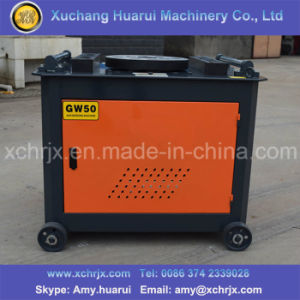 Steel Bending Machine/Automatic Rebar Stirrup Bending Machine/Rebar Bender pictures & photos