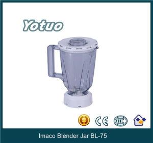 Bl-75 Plastic Cup with Blade, Plastico Licuadora, Plastic Blender Jar