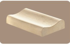 100% Natural Latex Foam Pillow pictures & photos