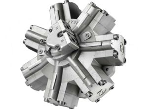 Jmdg 100 Series Radial Piston Hydraulic Motor Intermot/Staff Type pictures & photos