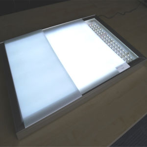 PS Light Diffuser Sheets for LED Light Box and Signage