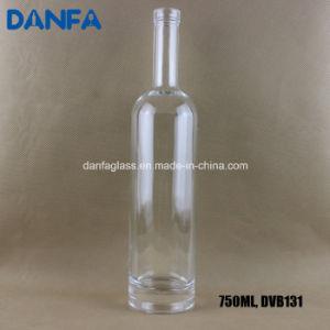 75cl / 750ml Glass Liquor Bottle (Extra White Glass for Ultra Premium Liquor) pictures & photos