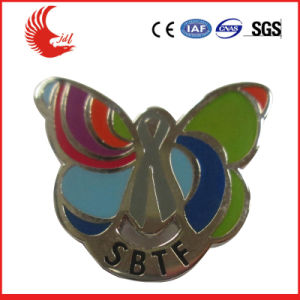 Promotional Fashion Cheap Metal Badge pictures & photos