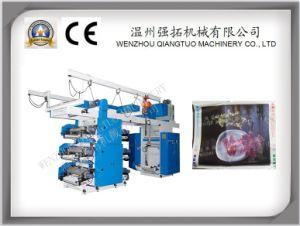 Doctor Blade Helical Gear Plastic Film Printing Machine