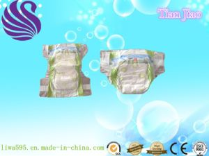 Comfortable High Absorption Disposable Baby Diapers pictures & photos