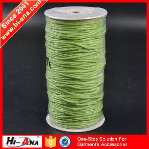 20 QC Staffs Ensure The Quality Various Colors Elastic Cord pictures & photos
