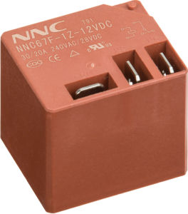 12V 30A/40A PCB Relays (HHC67G/NRP17) pictures & photos