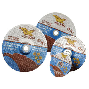 """7"""" MPa Certisfied Depressed Centre Grinding Disc for Metal pictures & photos"""