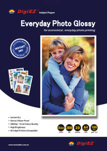 180GSM Glossy A3 Photo Paper pictures & photos
