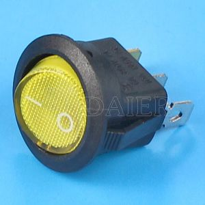 Boat Illuminated 12V LED Light Rocker Switch pictures & photos