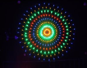 LED Christmas Garland Decoration Christmas LED Net Lights pictures & photos