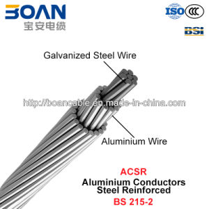 ACSR, Aluminium Conductors Steel Reinforced (BS 215-2) pictures & photos