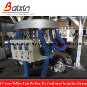 Throwaway Bio-Degradable Plastic Bags Film Blowing Machine pictures & photos