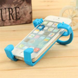 Phone Accessories Gadget Universal Flexible Silicone Mobile Holder pictures & photos
