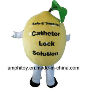 Customized Lemon Plant Mascot Costume pictures & photos