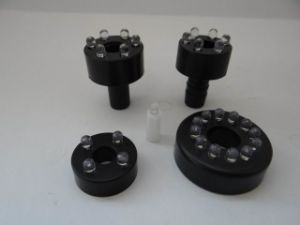 Low Pressure Fountain Submersible Water Pump with LED pictures & photos