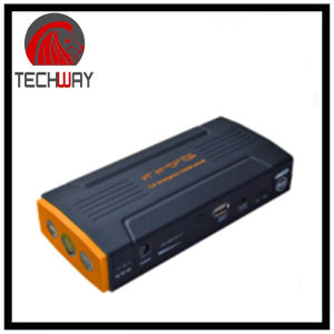 Electric Jump Starter with Strobe Light pictures & photos