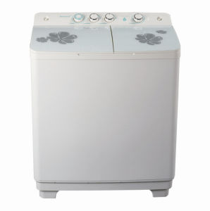 11kg Twin-Tub Laundry and Washing Machine for Model XPB110-1129SK pictures & photos
