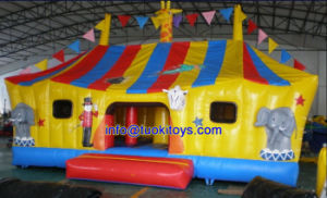 0.55m PVC Inflatable Bouncer for Outdoor Playground (A187) pictures & photos