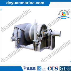 Electric Anchor Windlass and Mooring Winch Dy170201 pictures & photos