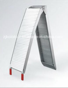 Aluminum Ramp for Car Motorcycle Lift Ramp pictures & photos