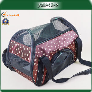Wholesale Fashion Reusable Polyester Shoulder Bag Pet Products pictures & photos