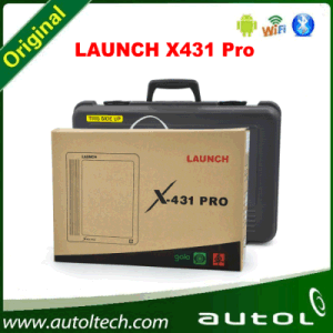 Universal Launch X431 PRO Full System Car Diagnostic Scan Tool Free Online Update X-431 PRO with WiFi Replace Diagun 3 pictures & photos