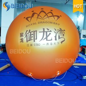 Custom Giant Helium RC Airship Blimp Inflatable Advertising Balloon pictures & photos
