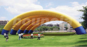 12m High Inflatable Promotion Tent with En15649 Certificate (TEN40)